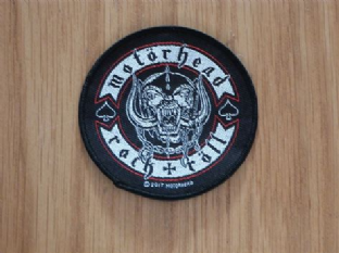 Motorhead Patch 9